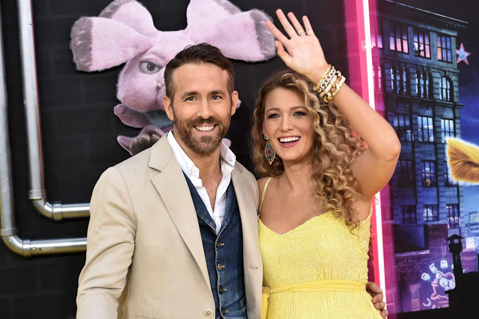 Ryan Reynolds and Blake Lively met when they co-starred in