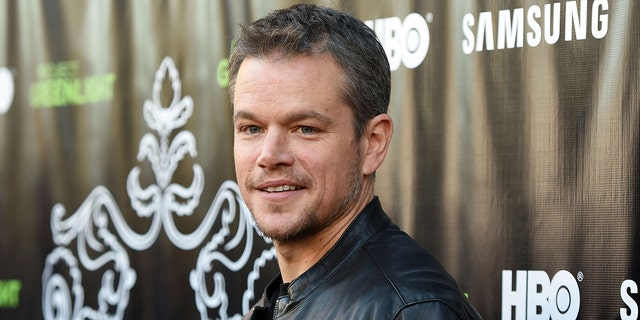 Matt Damon spoke out against vaccine minsinformation on Facebook.