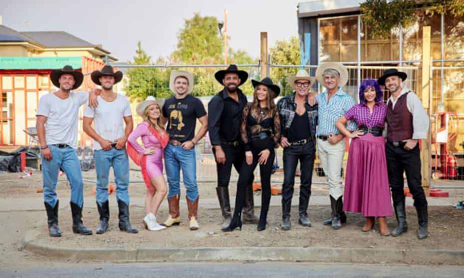 The cast of the 2021 season of The Block, which will begin broadcast on 8 August